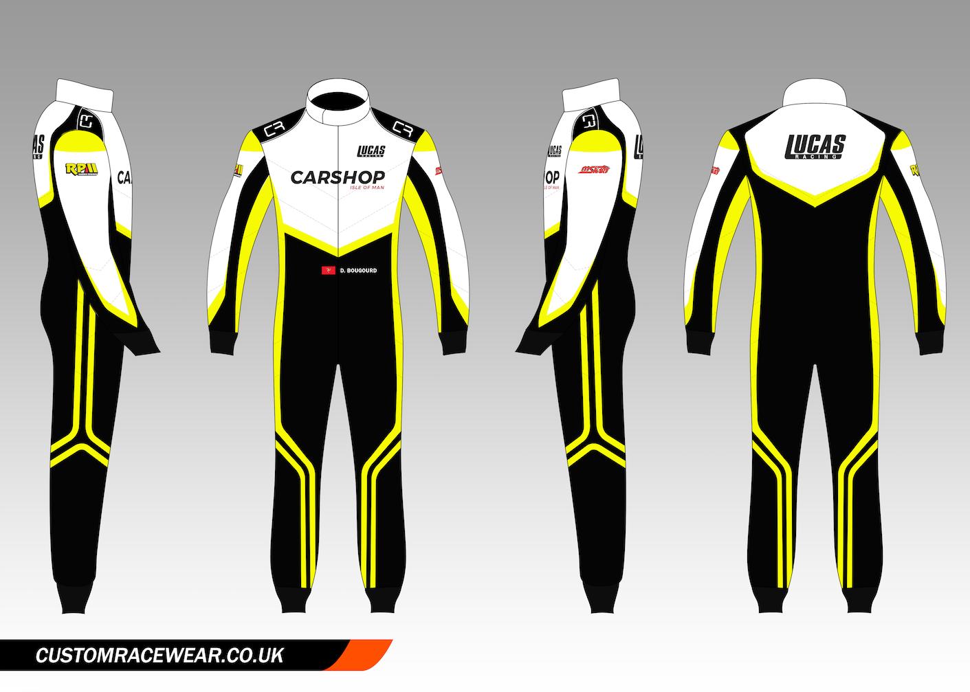 Custom Race Suit