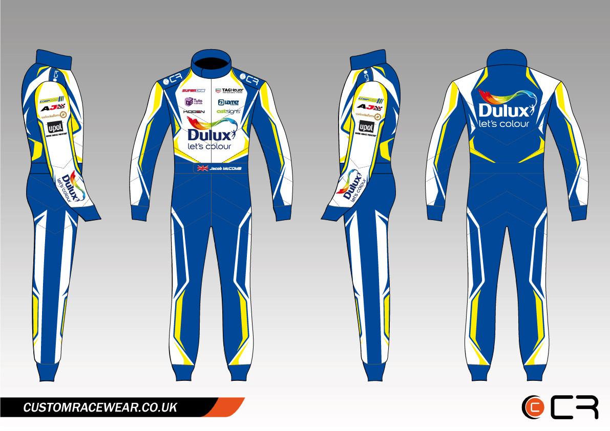 Custom Racewear Racesuit