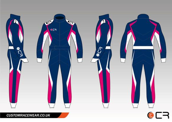Bespoke Kart Suit Suit