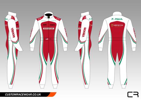 Paul Kart Suit Design