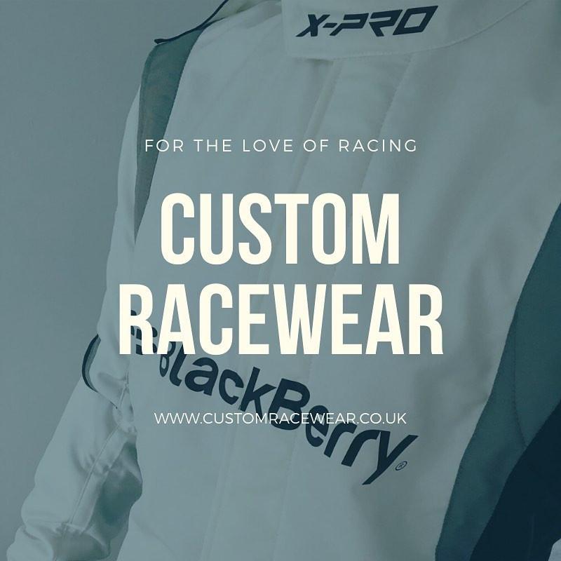 Customised Fireproof Race Suit