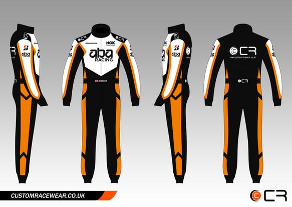 Custom Race Suit Design