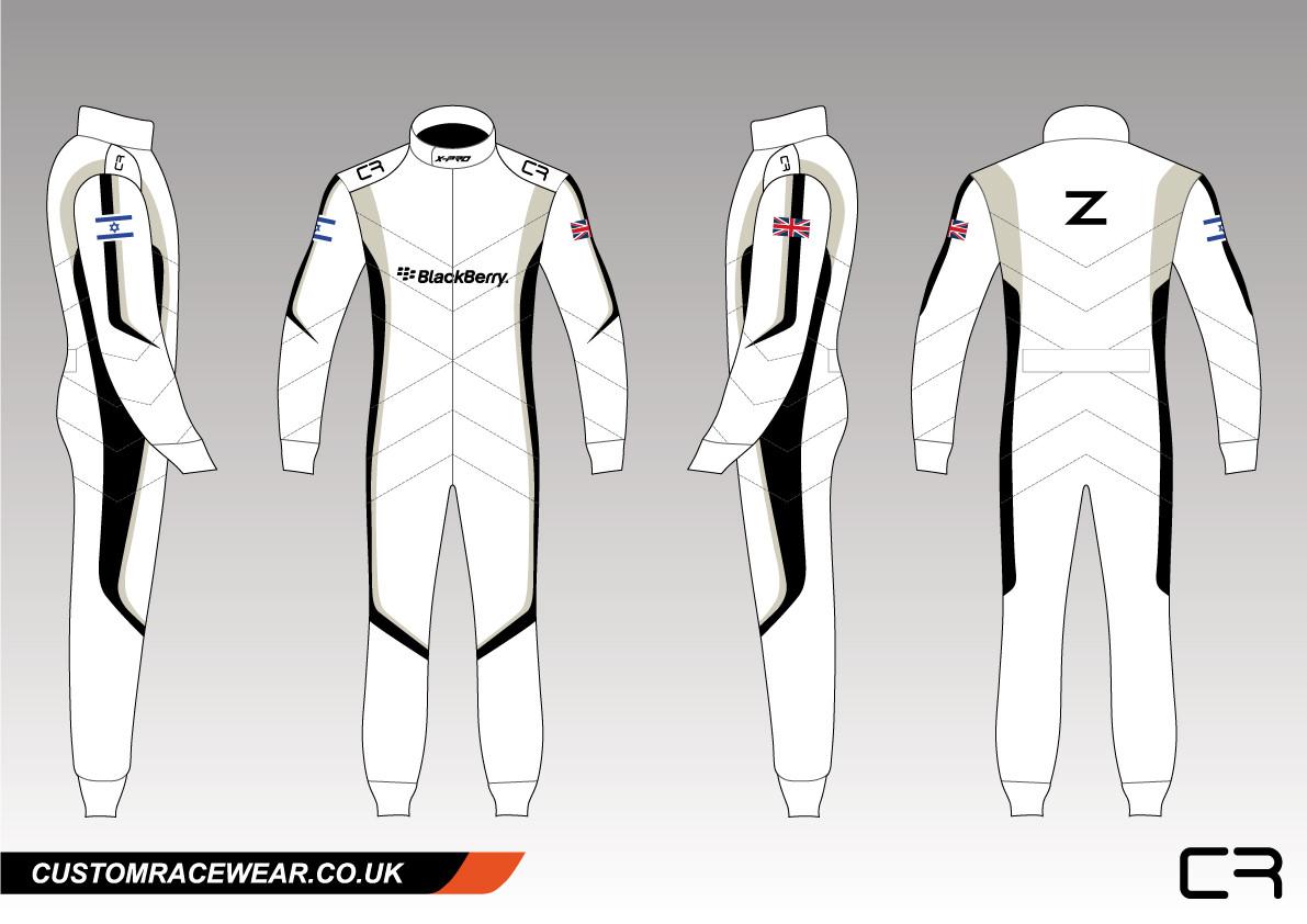 Custom Race Suit X-Pro