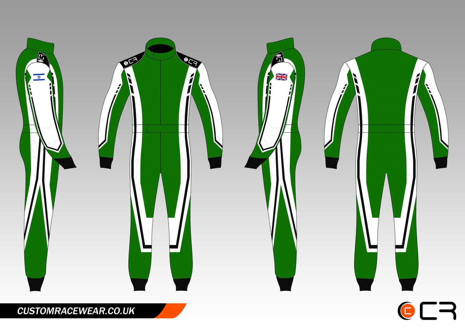 Guy Z Karting Suit
