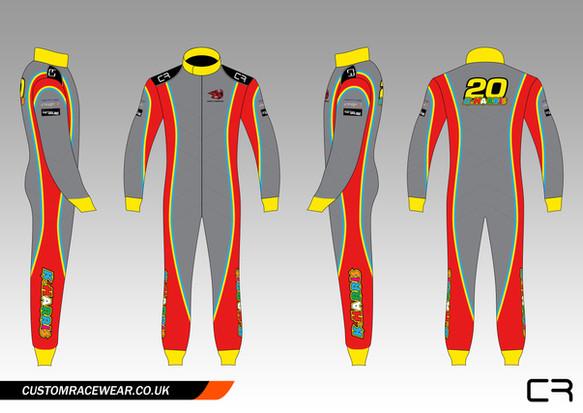 Harris Racewear Design