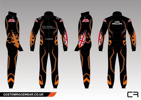 Luke Phillips Racewear