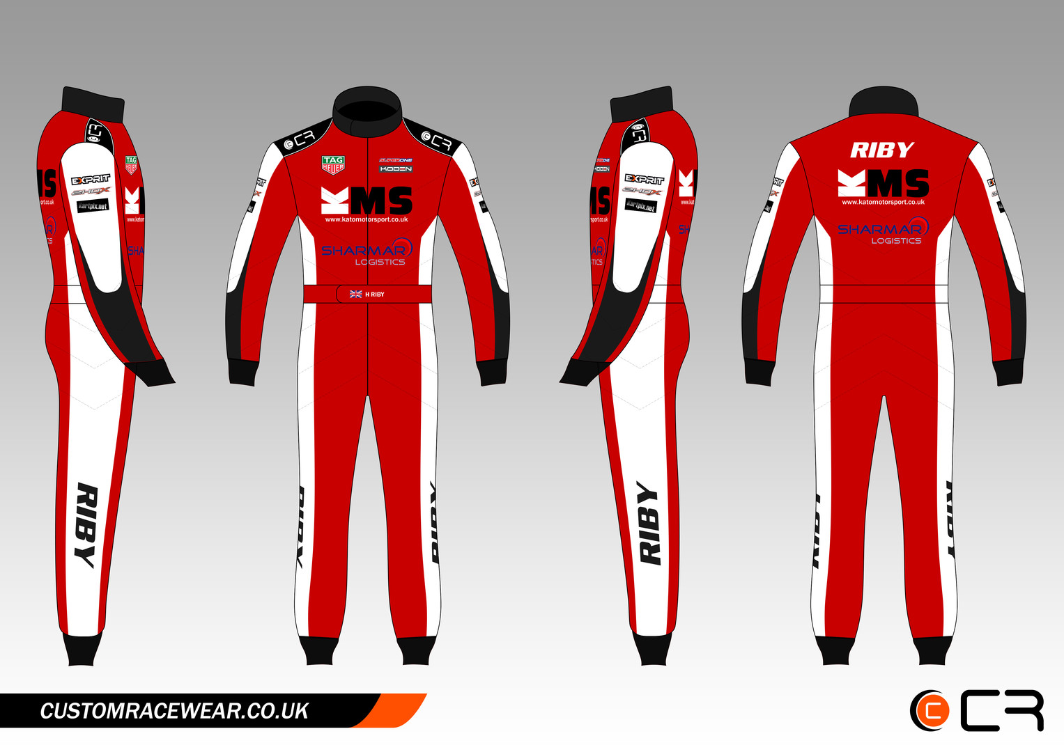 RIBY Kart Suit