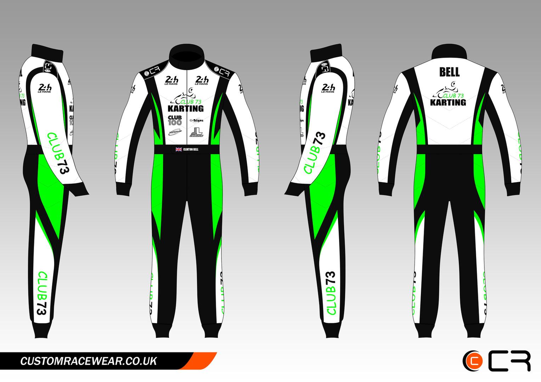 Club 73 Kart Suit