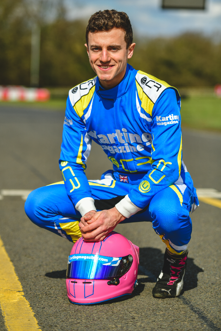 Karting Magazine Custom Kart Suit