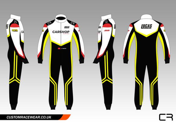Custom Racewear