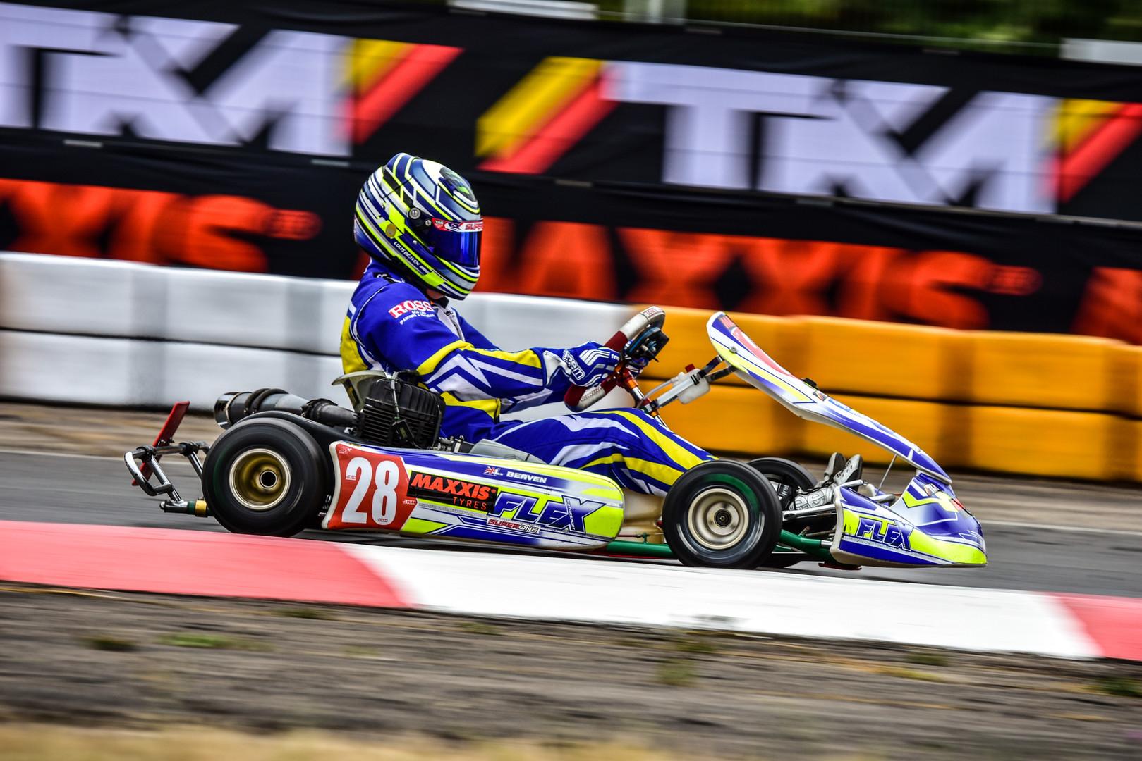 Flex Custom Kart Suit