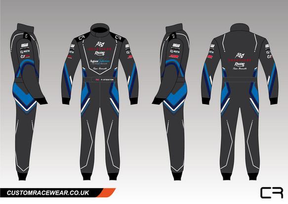 Piers Stockton Racewear