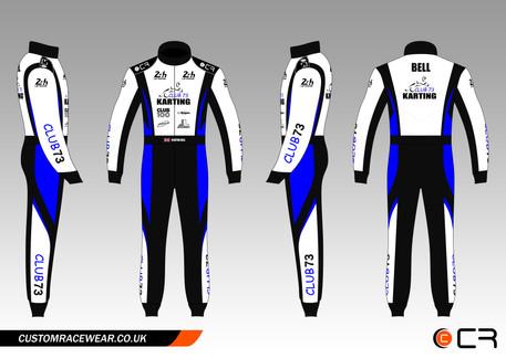 Club 73 Race Suit