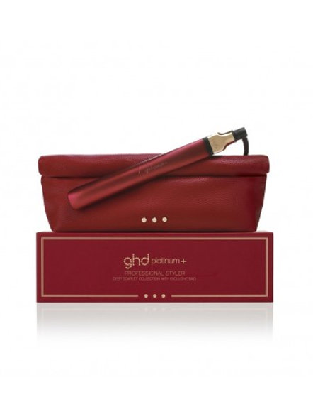 GHD PLATINUM DEEP SCARLET