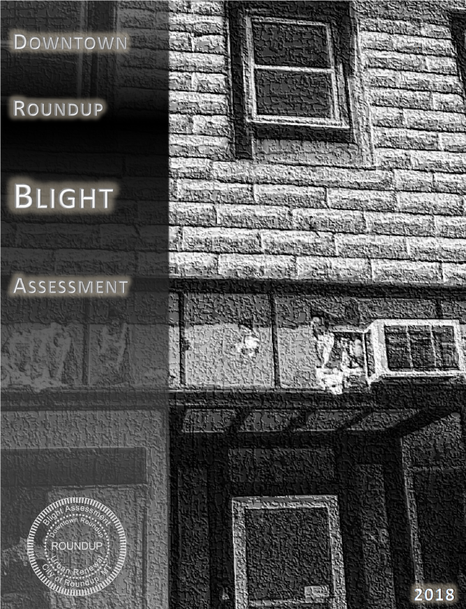 Downtown Roundup Blight Assessment