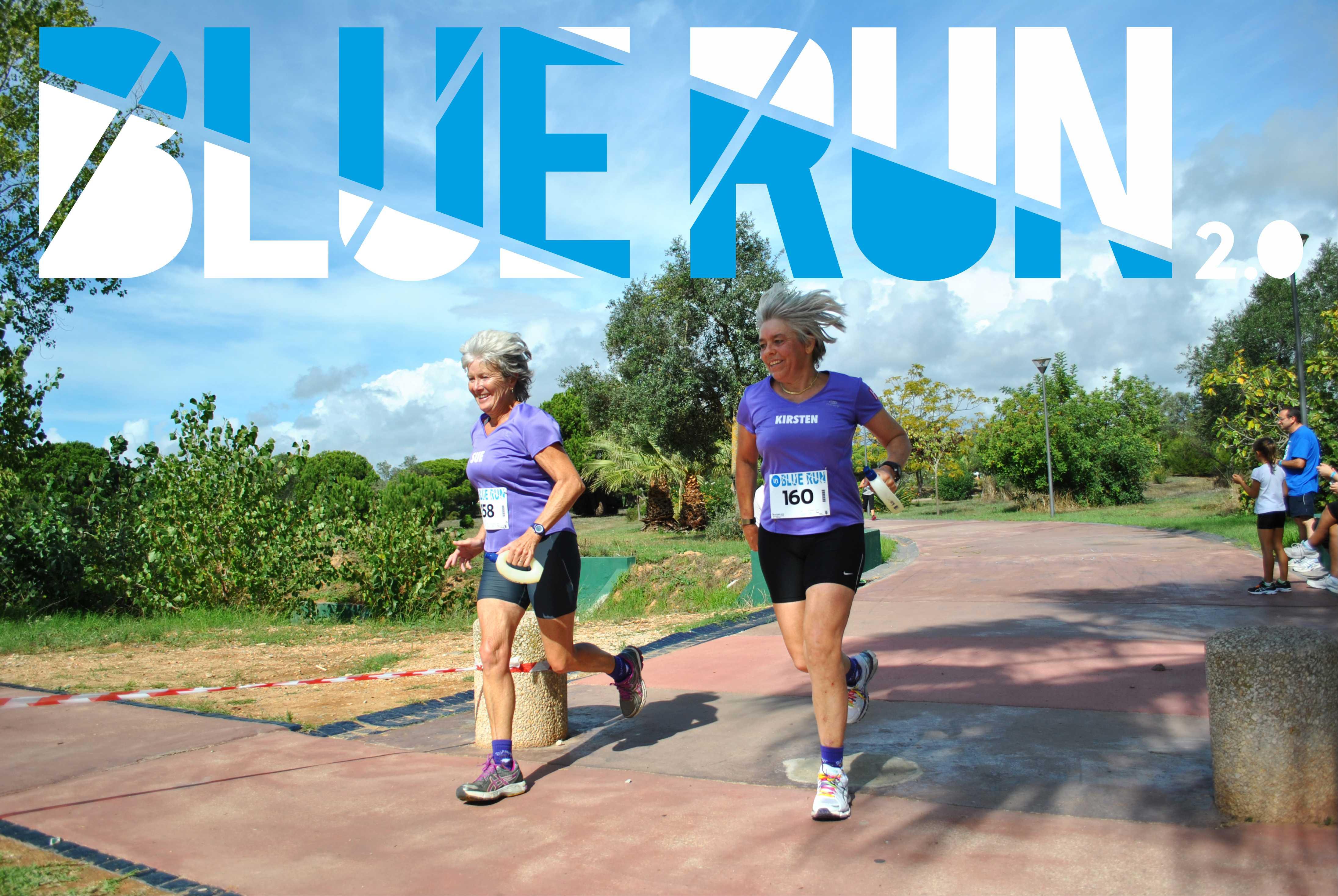 blue run 2.0 um evento que marca