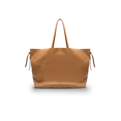 TOTE NEW YORK CAMEL