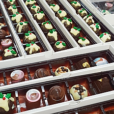BOX OF 6 ASSORTED CHOCOLATES