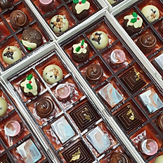 BOX OF 12 ASSORTED CHOCOLATES