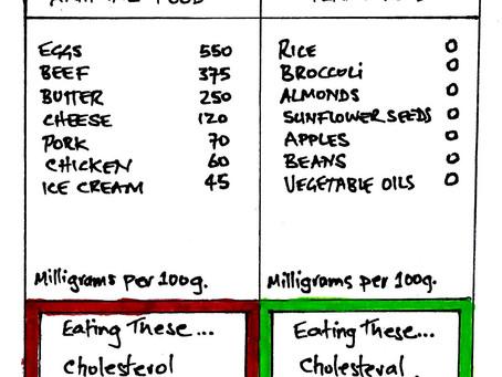 Will a vegan diet lower cholesterol?