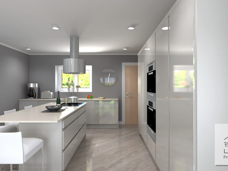 Kitchen Design - Example A