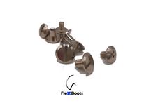Flex Flat rivets