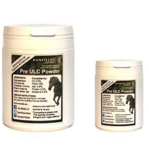 Pre ULC Powder