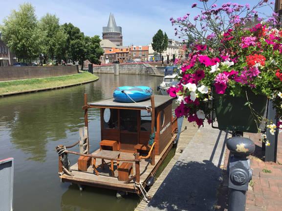 Floßverleih TreibGuT Niederlande