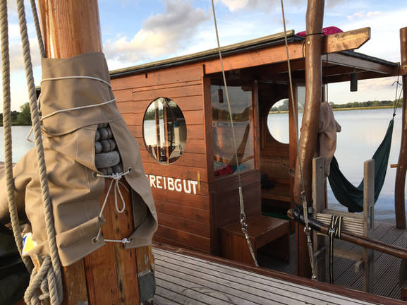 TreibGuT Netherlands raft rental