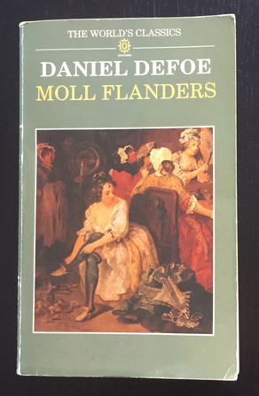 Reviewing One of the First English Novels