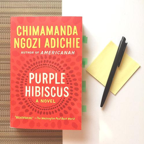 'Purple Hibiscus' by Chimamanda Ngozi Adichie