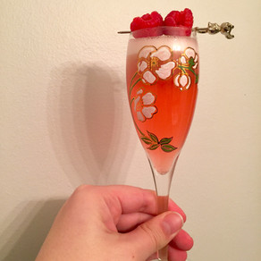 Literary Cocktail: Pairing The Clover Club with 'Anne of Green Gables'