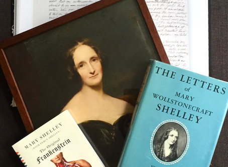 "Mary Shelley's ""hideous progeny"": Authorial Intent of 'Frankenstein'"