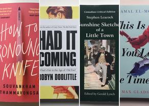 Book Diversity in Canadian Literature