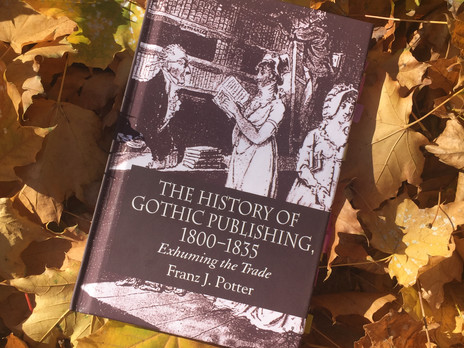 The Gothic Bluebook: Terrifying the Masses
