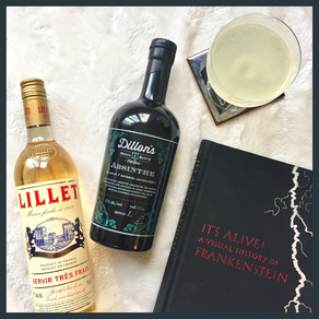 It's Alive! Literary Cocktail: Corpse Reviver No. 2