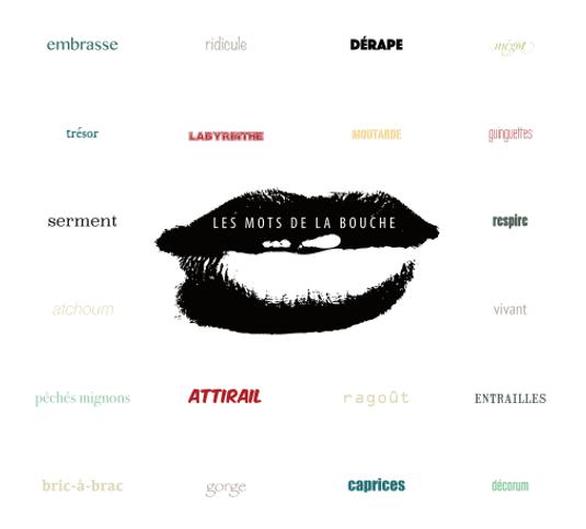 Les mots de la bouche