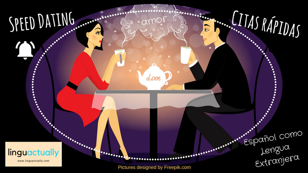 speed dating în clasa spaniolă)
