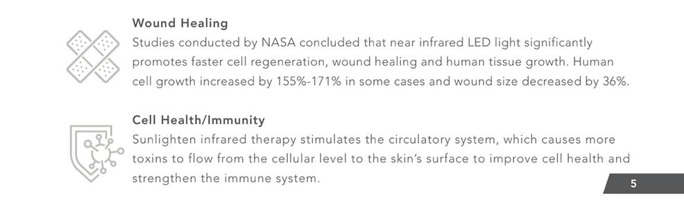 the kempinski clinic infrared sauna benefits immune boosting