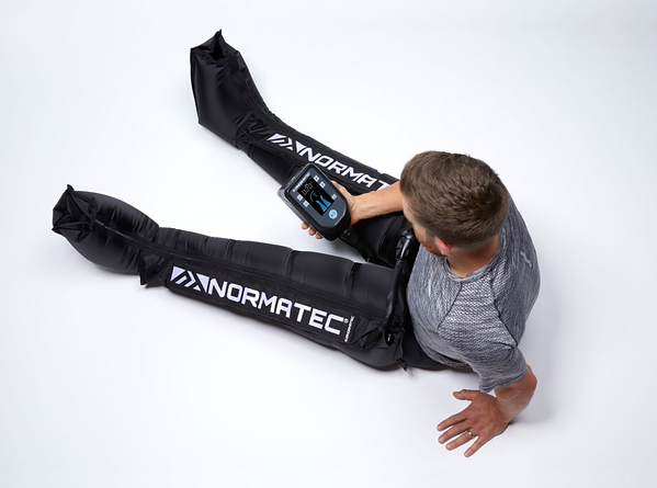 normatec compression therapy the kempinski clinic athlete recovery