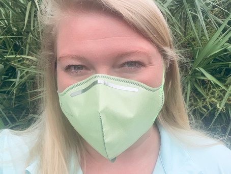 5 TIPS FOR BREATHING EFFECTIVELY AND EASILY WITH A FACE MASK ON