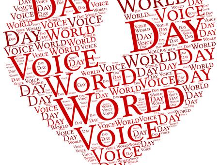 World Voice Day!