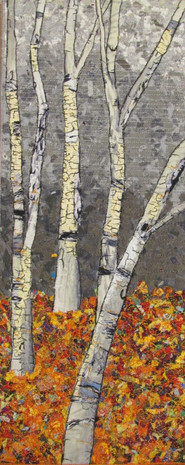 Birch in Autumn
