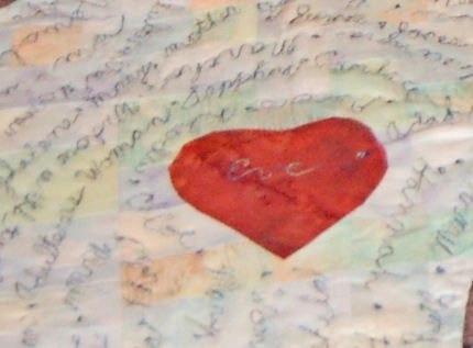 woman- Heart