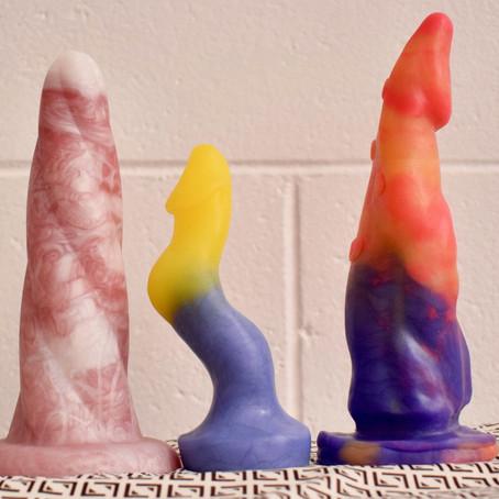Dildos de Northern Fantasy Toys