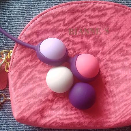Les boules Kegel de Rianne S