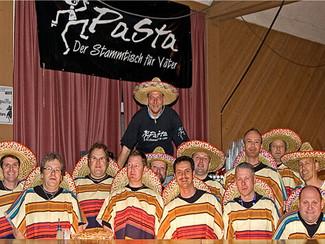 Männerstammtisch PaSta zeigt große Hilfsbereitschaft