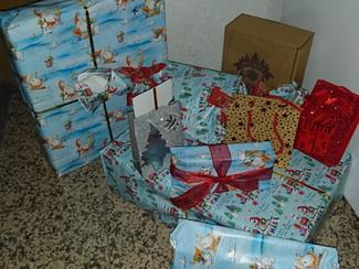 Spendable Kollegen zu Weihnachten