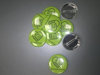 Neue Buttons sind da!