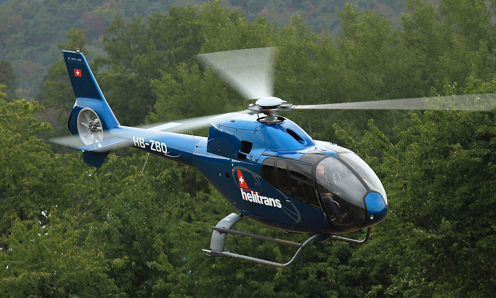 Schnupperflug EC120